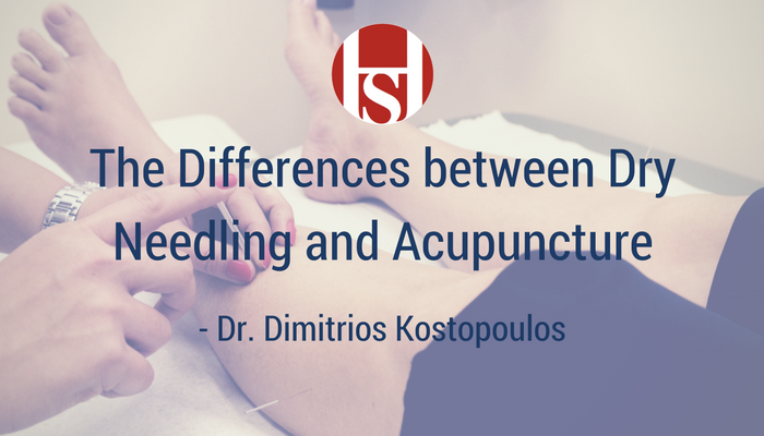 The Differences between Dry Needling and Acupuncture for Lower Back Pain